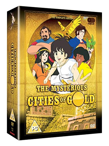 Mysterious Cities Of Gold - Complete Series