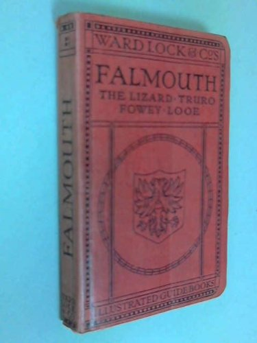 South Cornwall By Reginald J. W. (ed.). Hammond