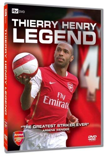 Thierry Henry: Legend