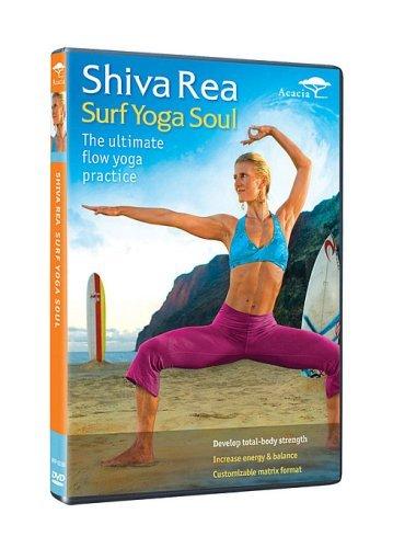 Shiva Rea - Shiva Rea - Surf Yoga Soul