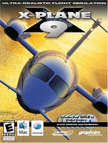 X-Plane 9 (??? Macintosh)