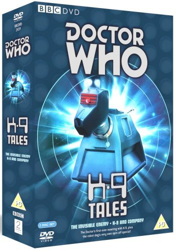 Doctor Who: K9 Tales Box Set (Invisible Enemy/K9 and Co)
