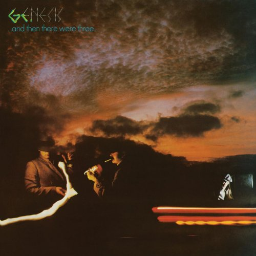 Genesis - And Then There Were Three By Genesis