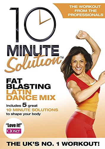 10 Minute Solution - 10 Minute Solution - Fat Blasting Latin Dance Mix