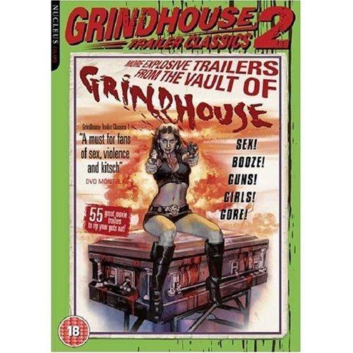 Grindhouse Trailer Classics - Grindhouse Trailer Classics 2