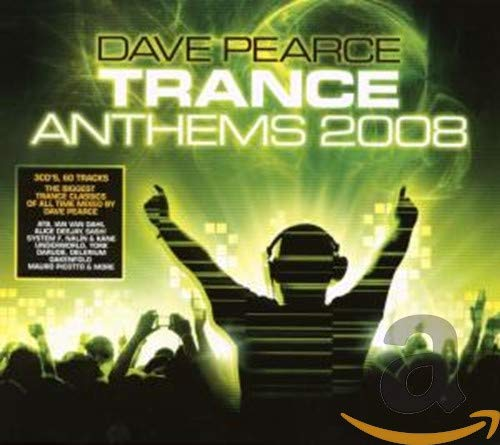 Various Artists - Dave Pearce Trance Anthems 2008