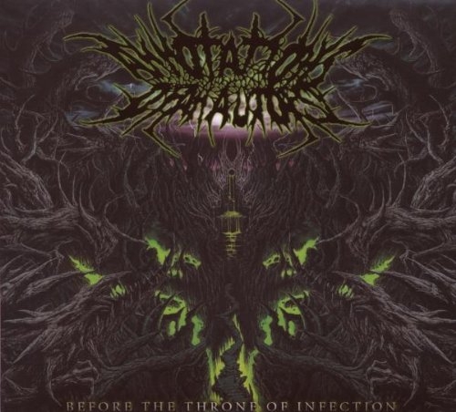 Annotations Of An Autopsy - Before the Throne of Infection By Annotations Of An Autopsy
