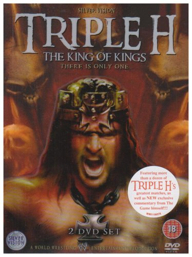 Wwe - WWE - Triple H - King Of Kings