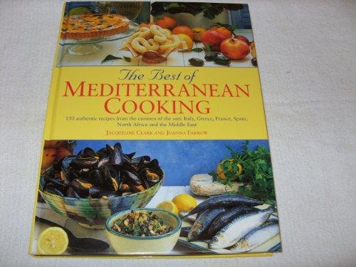 THE BEST OF MEDITERRANEAN COOKING