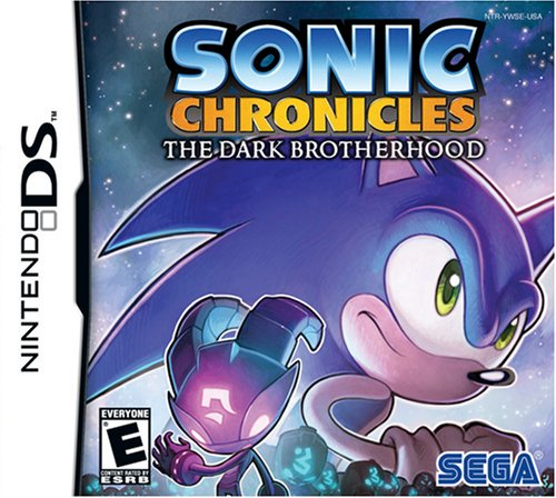 Nintendo Ds - Sonic Chronicles / Game