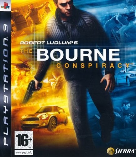 Robert Ludlum's The Bourne Conspiracy (PS3)