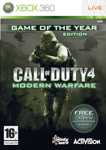 Call of Duty 4 - Call of Duty 4: Modern Warfare - Game of the Year Edition (Xbox 360)