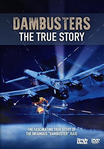 Dambusters-The-True-Story-DVD-2008-CD-U4VG-FREE-Shipping