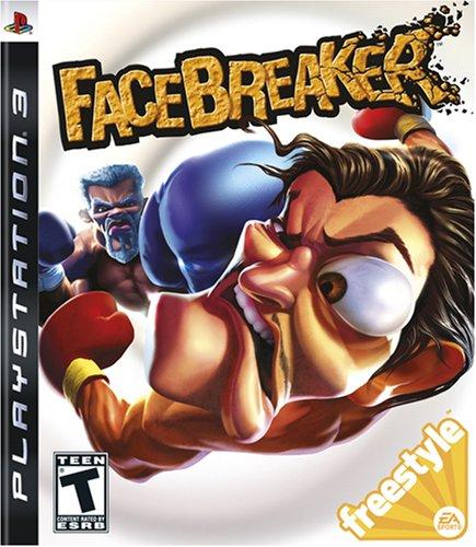Facebreaker / Game