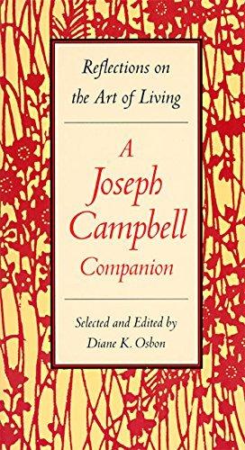 Joseph Campbell Companion By Diane Osborn