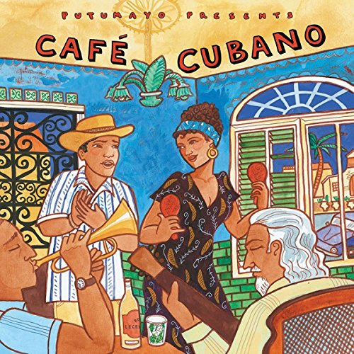 Putumayo Presents - Café Cubano By Putumayo Presents