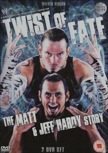 Wwe - WWE - Twist Of Fate - The Matt And Jeff Hardy Story
