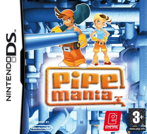 Pipemania (Nintendo DS)