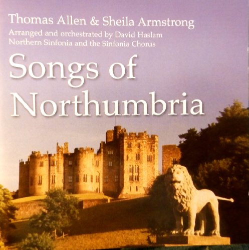 Sheila Armstrong - Songs Of Northumbria, vol. 1 By Sheila Armstrong