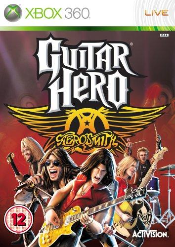 Guitar Hero: Aerosmith - Game Only (Xbox 360)