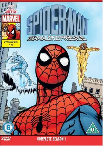 Spiderman-and-His-Amazing-Friends-Spiderman-and-His-Amazing-Friends-CD-YUVG