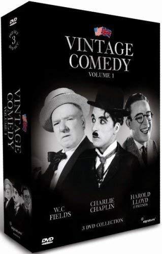 Vintage Comedy Vol.1  3dvd set