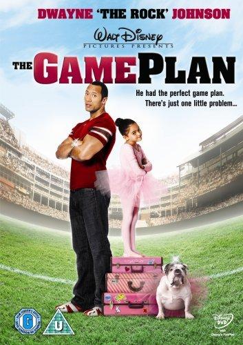 The-Game-Plan-DVD-CD-DSVG-FREE-Shipping