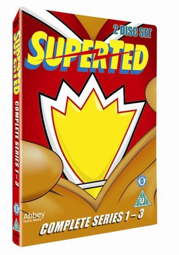 The Complete Superted Series 1-3