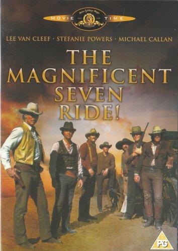 The Magnificent Seven Ride! (DVD) (1972)