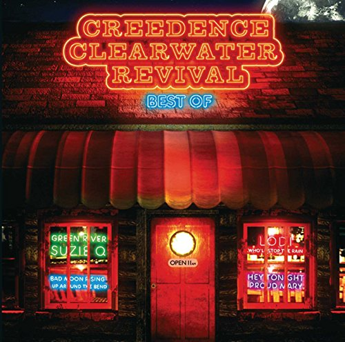 Creedence Clearwater Revival - The Best Of Creedence Clearwater Revival By Creedence Clearwater Revival