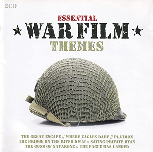 Various Artists - Essential War Film Themes By Various Artists