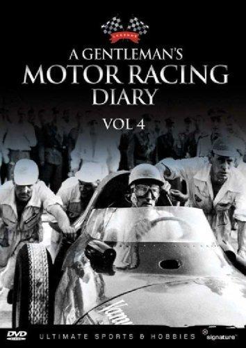 A Gentleman's Motor Racing Diary: Volume 4