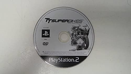 TT SUPERBIKES REAL ROAD RACING CHAMPIONSHIP GAME - PS2