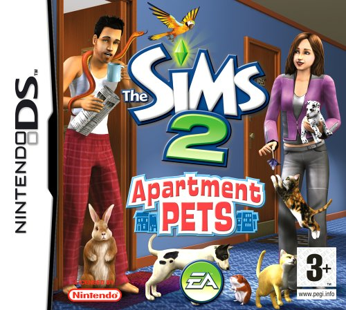 The Sims 2 - The Sims 2: Apartment Pets (Nintendo DS)