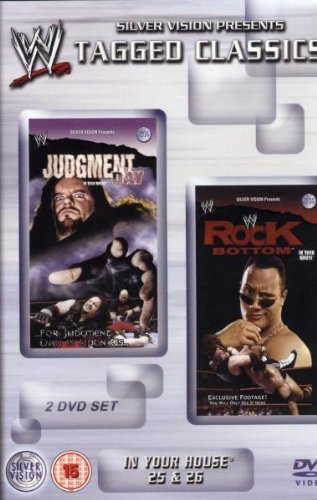 Wwe - WWE - In Your House 25 - Judgment Day/26 - Rock Bottom