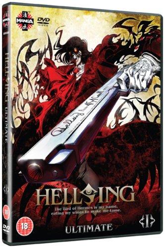 Hellsing Ultimate Volume 1