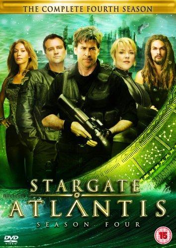 Stargate Atlantis - Stargate Atlantis: The Complete Fourth Season