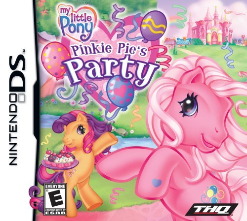 Nintendo Ds - My Little Pony: Pinkie Pie's Party / Game