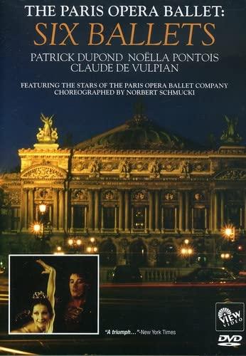 Paris Opera Ballet - Six Ballets