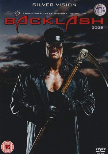 WWE - Backlash 2008