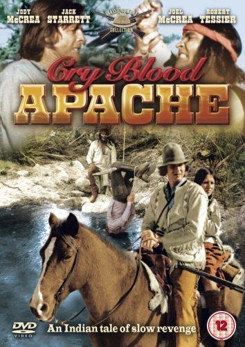 Cry-Blood-Apache-DVD-CD-FKVG-FREE-Shipping