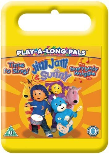 Jim-Jam-and-Sunny-Jim-Jam-And-Sunny-Time-To-Si-Jim-Jam-and-Sunny-CD-XEVG