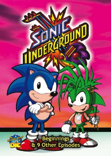 Sonic Underground - Beginnings And 9 Other Episodes