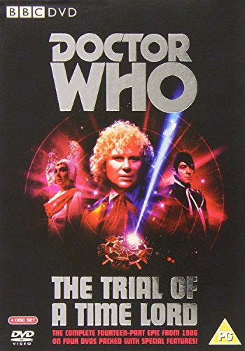 Doctor Who - The Trial Of A Time Lord