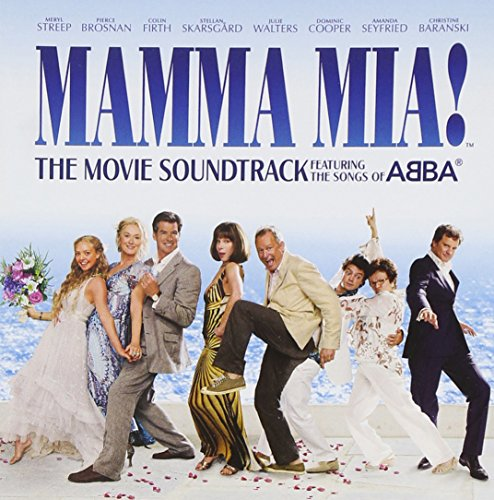 Cast Of Mamma Mia The Movie - Mamma Mia! The Movie Soundtrack By Cast Of Mamma Mia The Movie