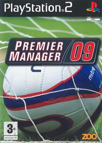 Premier Manager 09 (PS2) (EFISP)