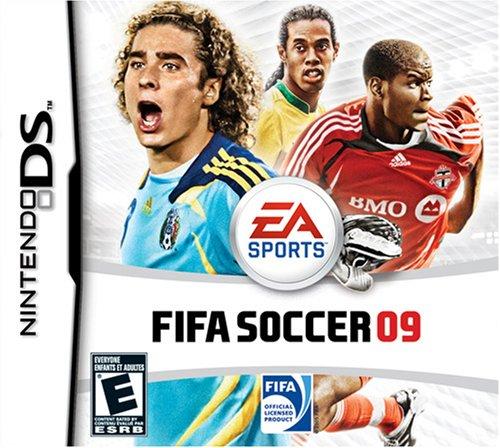 Fifa Soccer 09 / Game