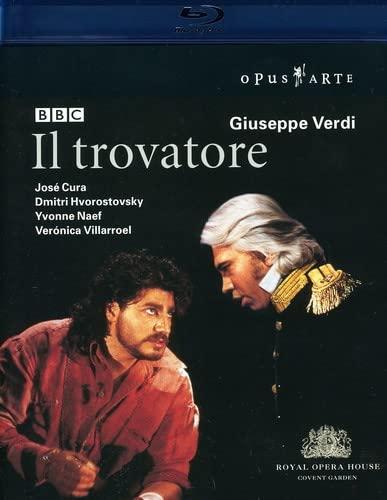 Verdi - Il Trovatore (Rizzi, Orch of Royal Opera House)
