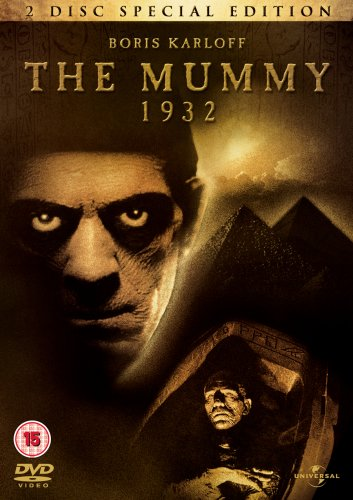 The-Mummy-1932-DVD-CD-2GVG-FREE-Shipping