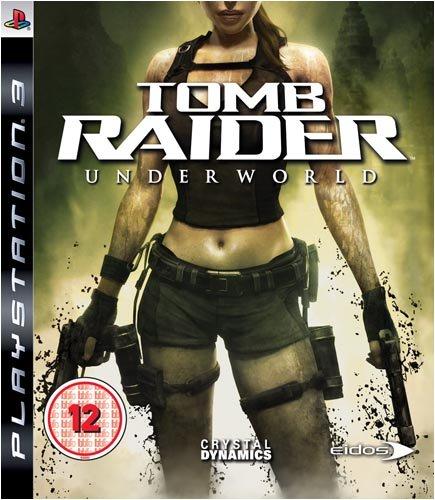 Tomb Raider Underworld (PS3)